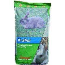 Krmivo pro králíky KLASIK granulované 25kg