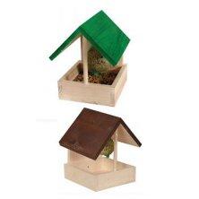 Budka pro ptáky dřev venkovní NARCISSE s koulí Zolux