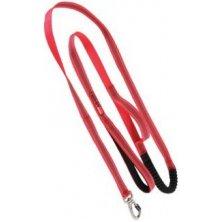 Vodítko pes MOOV hiking červená 2,4m Zolux