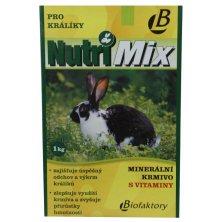 Nutri Mix pro králíky plv 1kg