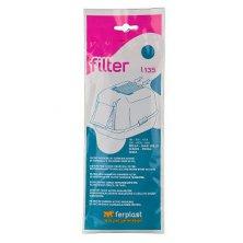 Náhradní filtr uhlík.k WC pro kočkyL135 Bella,Magix1ks
