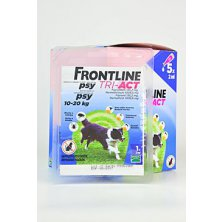 Frontline Tri-Act pro psy Spot-on M (10-20 kg) 1 pip