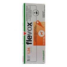Flevox Spot-On Dog M 134mg sol 1x1,34ml