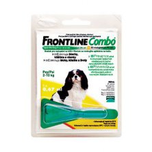 Frontline Combo Spot-on Dog S sol 1x0,67ml