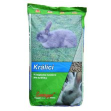 Krmivo pro králíky KLASIK granulované 10kg