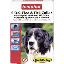 Beaphar Obojek antipar. pes SOS Flea & Tick  65cm
