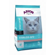 Arion Cat Original Sterilized Salmon 2kg