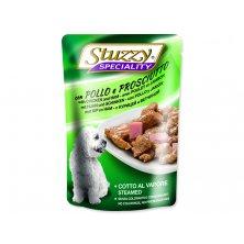 Kapsička STUZZY Dog Speciality kuře + šunka (100g)