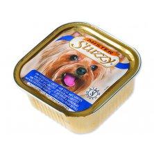 Vanička MISTER STUZZY Dog telecí + mrkev (150g)