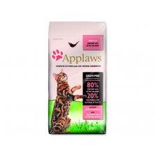 APPLAWS Dry Cat Chicken & Salmon (2kg)