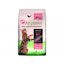 APPLAWS Dry Cat Chicken & Salmon (7,5kg)