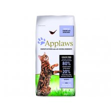 APPLAWS Dry Cat Chicken with Duck (2kg)