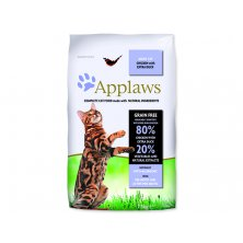 APPLAWS Dry Cat Chicken with Duck (7,5kg)