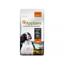 APPLAWS Dry Dog Chicken Small & Medium Breed Adult (2kg)