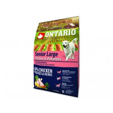 ONTARIO Senior Large Chicken & Potatoes & Herbs (2,25kg)
