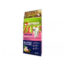 ONTARIO Senior Large Chicken & Potatoes & Herbs (12kg)