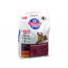 HILL`S SP Canine Adult Advanced Fitness Large Breed Chicken (18kg)