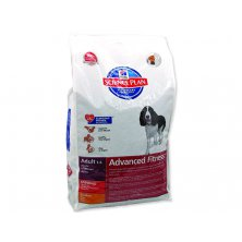 HILL`S SP Canine Adult Advanced Fitness Medium Chicken (12kg)
