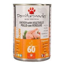 Perrito konzerva pes Chicken & Vegetables 395g