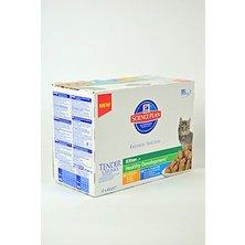 Hill´s Feline kapsa Kitten Multipack Ch.,Oc.F. 12x85g