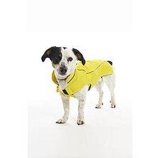 Obleček Raincoat Citrónová 53cm XL KRUUSE