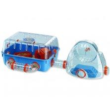 Box FERPLAST Combi 2 s tělocvičnou pro křečky