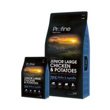 Profine NEW Dog Junior Large Chicken & Potatoes 15 kg