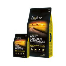 Profine NEW Dog Adult Chicken & Potatoes 15 kg