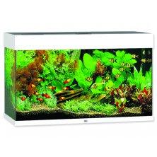 Akvárium set JUWEL Rio LED 125 bílé (125l)