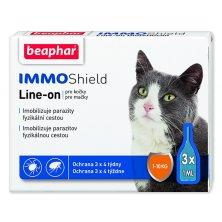 BEAPHAR Line-on IMMO Shield pro kočky (3ml)