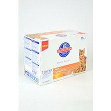 Hill´s Feline kapsa Adult Multipack Ch.,Turk.12x85g