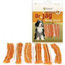 Dr. Jag Meaty Snack - Bacon strips, 70g