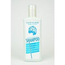 Gottlieb Blue šampon vybělující 300ml pes