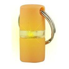 Světýlko na obojek B´seen 360 oranžové Kruuse