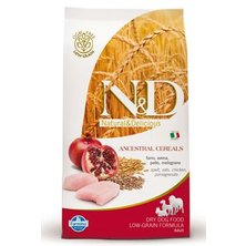 N&D Low Grain DOG Adult Chicken & Pomegranate 12kg
