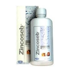Zincoseb shampoo 250ml
