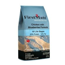 First Mate Dog Chicken& Blueberry  13kg