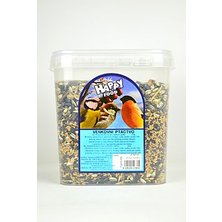 Krmivo pro ptactvo venk.směs Happyfood 5,5l 3kg kyblík
