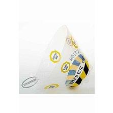 Límec ochranný BUSTER plastový Design Collar 10cm