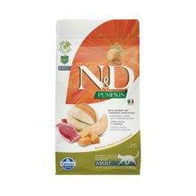 N&D GF Pumpkin CAT Duck & Cantaloupe melon 1,5kg