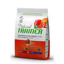 Trainer Natural Adult Medium Hovězí Rýže 12kg