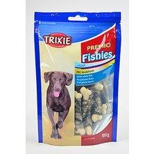 PREMIO kalciová kost s rybí kůží pro psy 100g*