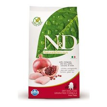 N&D Grain Free DOG Puppy Maxi Chicken & Pomegr 2,5kg