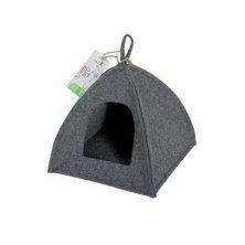 Domek pro hlodavce NEO IGLOO černá 31,5cm Zolux