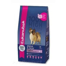 Eukanuba Dog Mature&Senior Small 3kg