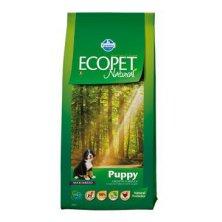 Ecopet Natural Puppy Maxi 12kg+2kg ZDARMA