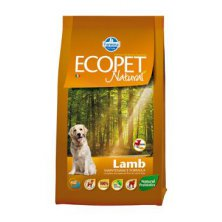 Ecopet Natural Adult Lamb 2,5kg
