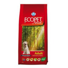 Ecopet Natural Adult 12+2kg ZDARMA