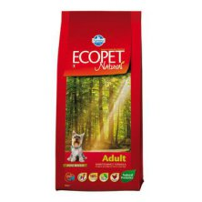 Ecopet Natural Adult Mini 12kg+2kg ZDARMA