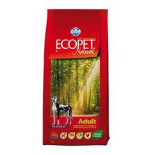 Ecopet Natural Adult Maxi 12kg+2kg ZDARMA